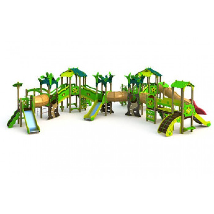 Детский игровой комплекс ИКС-БИО-1.19 (тип 3)