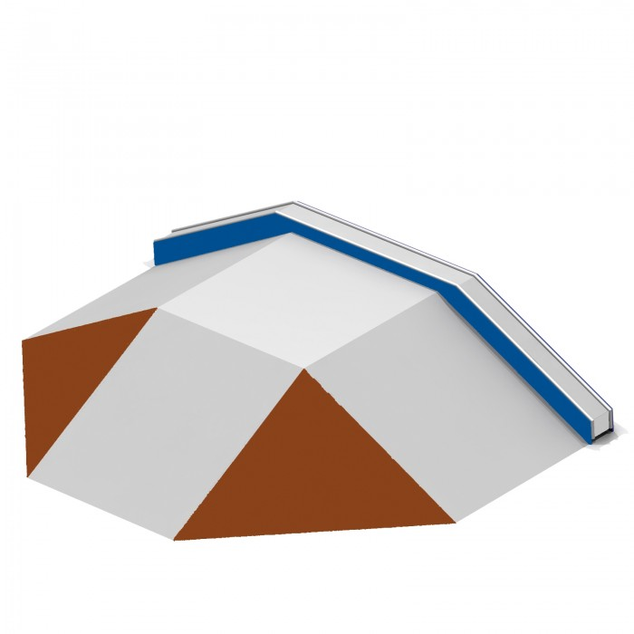 """Рампа """"Пирамида"""" 7605"""