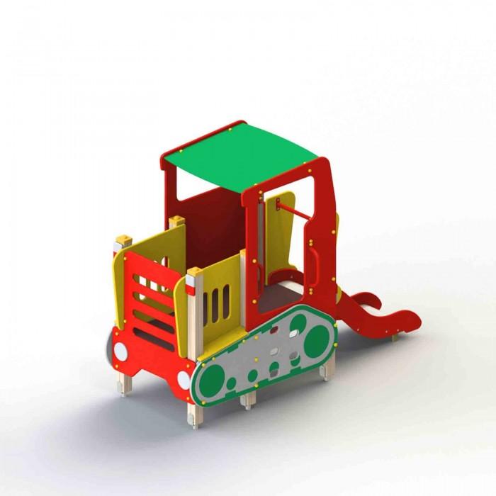 Трактор с горкой 4432