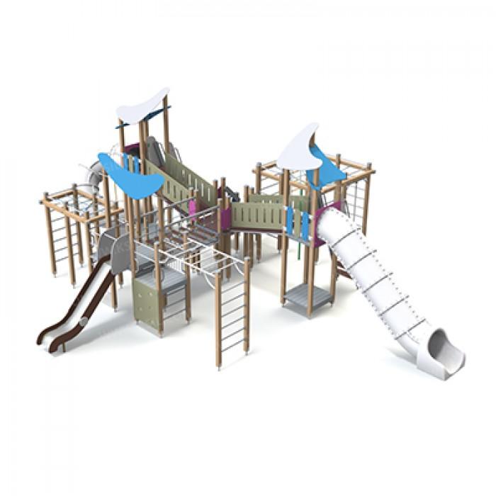 Детский игровой комплекс 5441