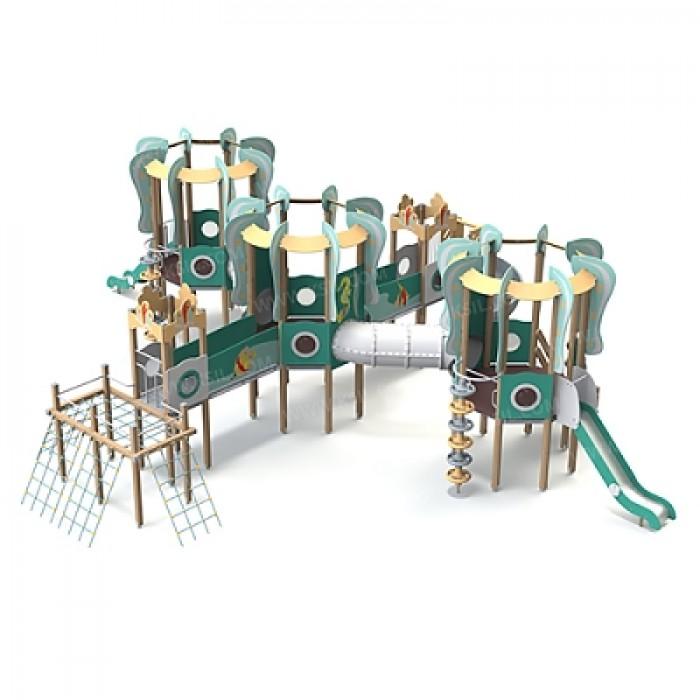 Детский игровой комплекс 5446