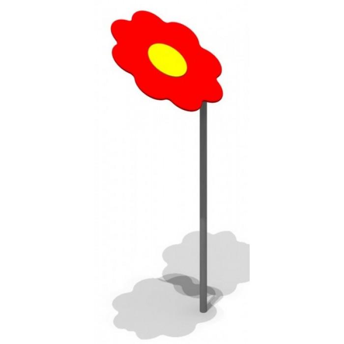 Козырек «Цветочек» 4296