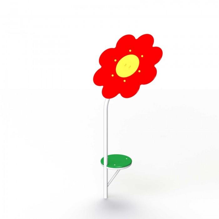 """Козырек со столиком """"Цветочек"""" 4297"""