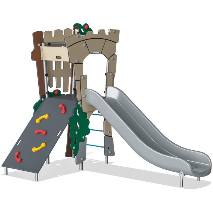 ИКСГ- 015 ''Башня и Дом на дереве''