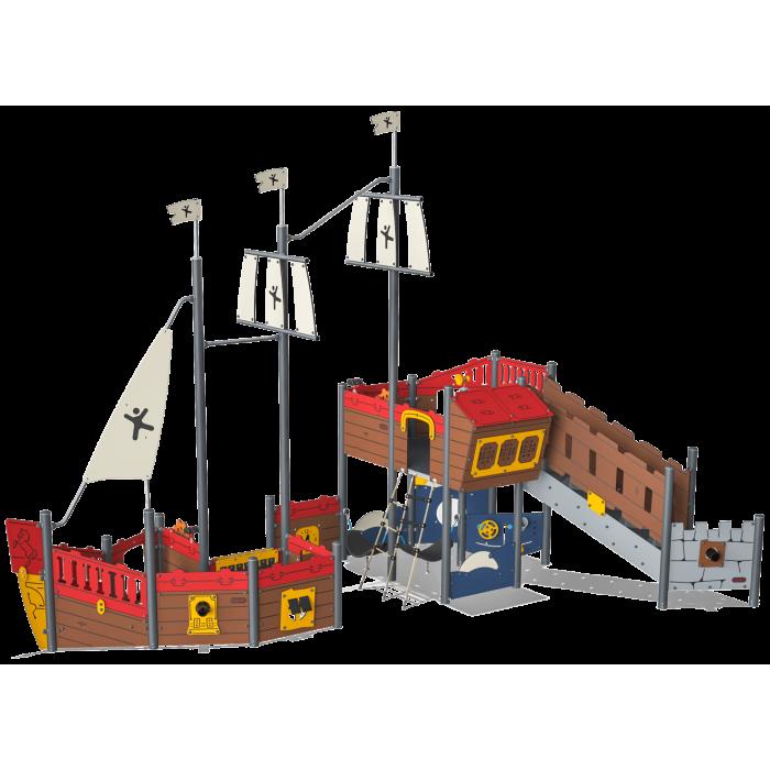 ИКСГ- 024 ''Пиратский фрегат''