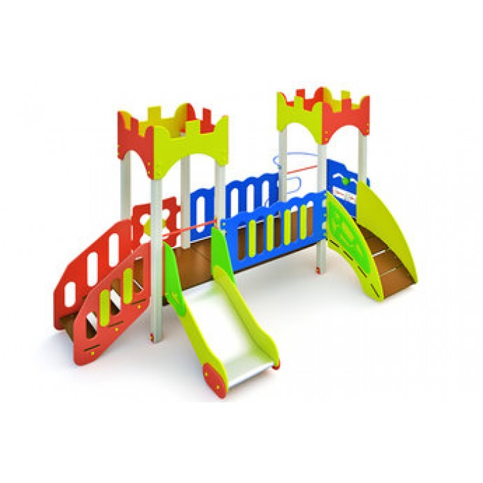 Детский игровой комплекс ДИКС-1.6(тип 1)