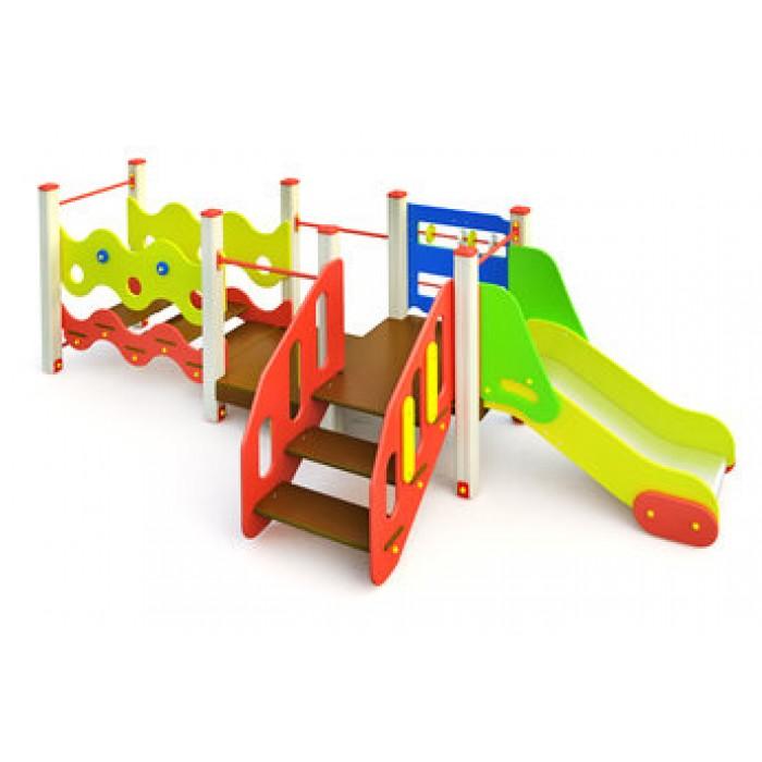 Детский игровой комплекс ДИКС-1.9(тип 1)