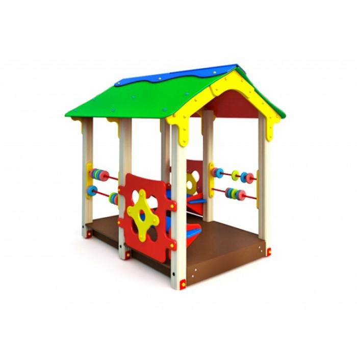 """МФ-1.78 - Детский игровой домик """"Избушка"""""""