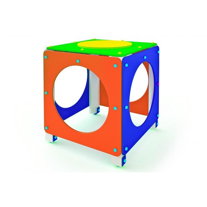 """МФ-1.83 Детский игровой домик """"Кубик"""""""