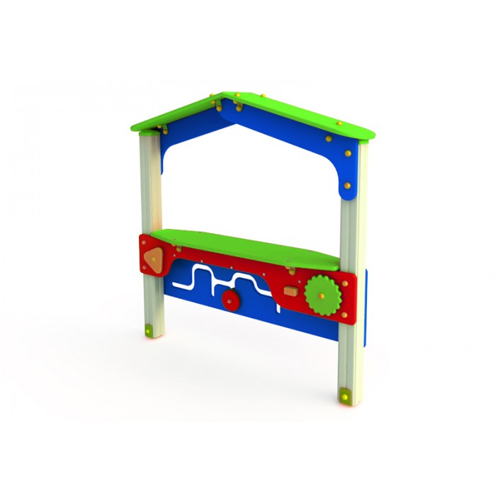"""МФ-1.88 - Детский игровой домик """"Слуховая труба"""""""
