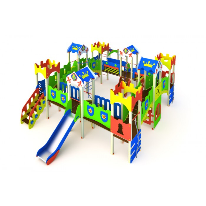 Детский игровой комплекс ИКС-1.42(тип 3)
