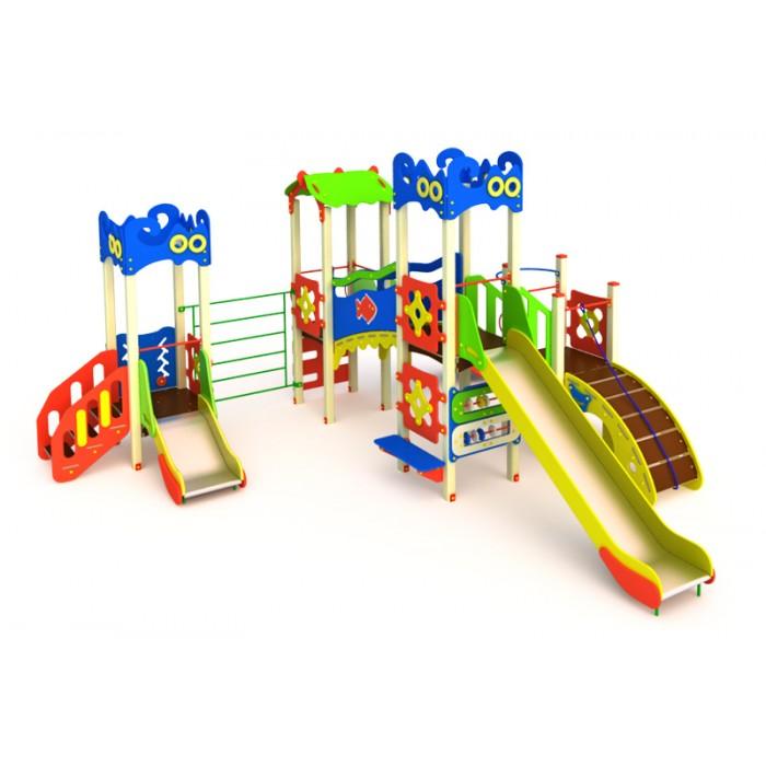 Детский игровой комплекс ИКС-1.52(тип 2)