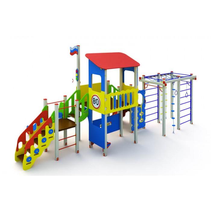 Детский игровой комплекс ИКС-1.72(тип 2)