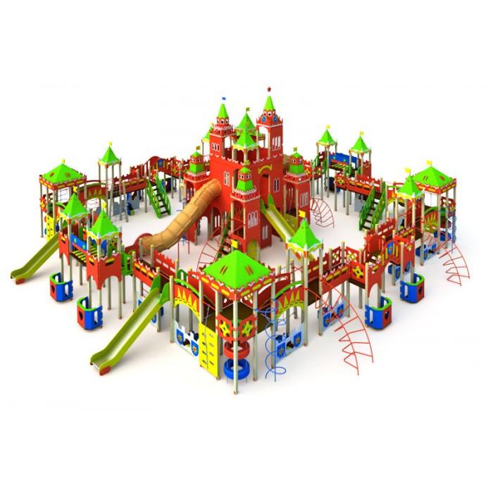 Детский игровой комплекс ИКС-1.84(тип 3)