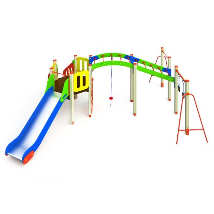 Детский игровой комплекс ИКС-БИО-1.0(тип 1)