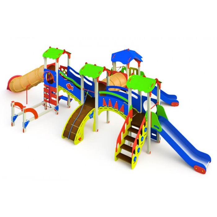 Детский игровой комплекс ИКС-БИО-1.14(тип 3)