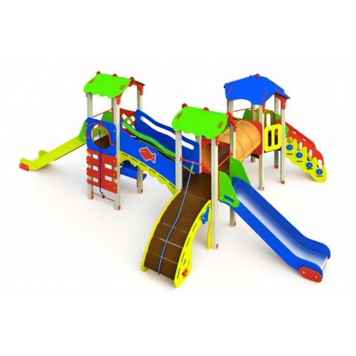 Детский игровой комплекс ИКС-БИО-1.18(тип 2)
