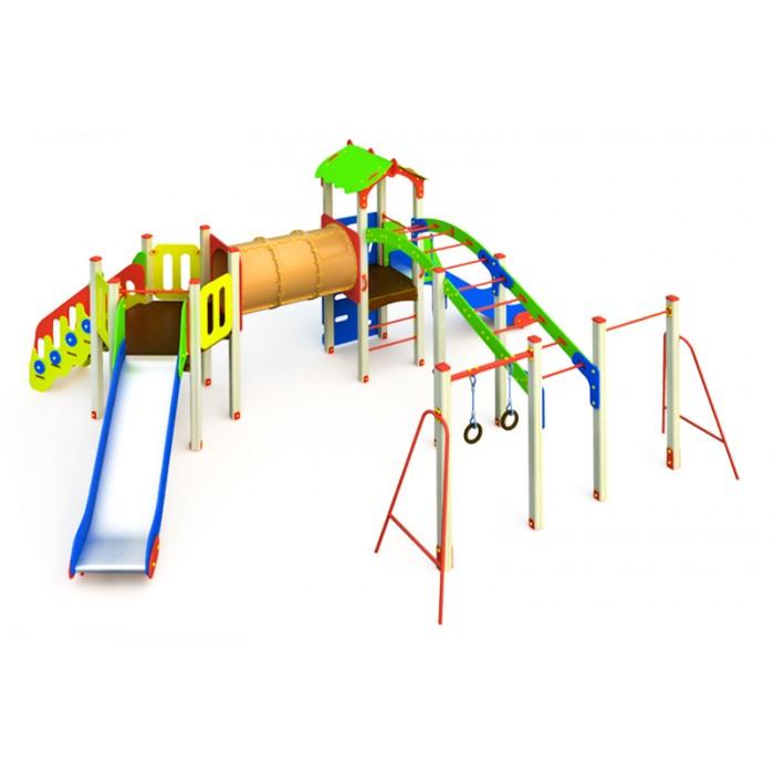 Детский игровой комплекс ИКС-БИО-1.2(тип 2)
