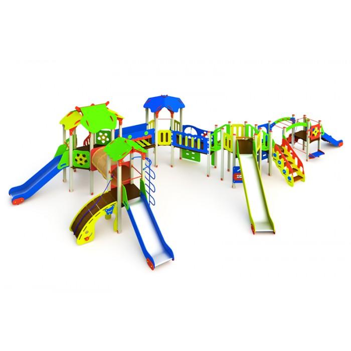Детский игровой комплекс ИКС-БИО-1.6(тип 3)