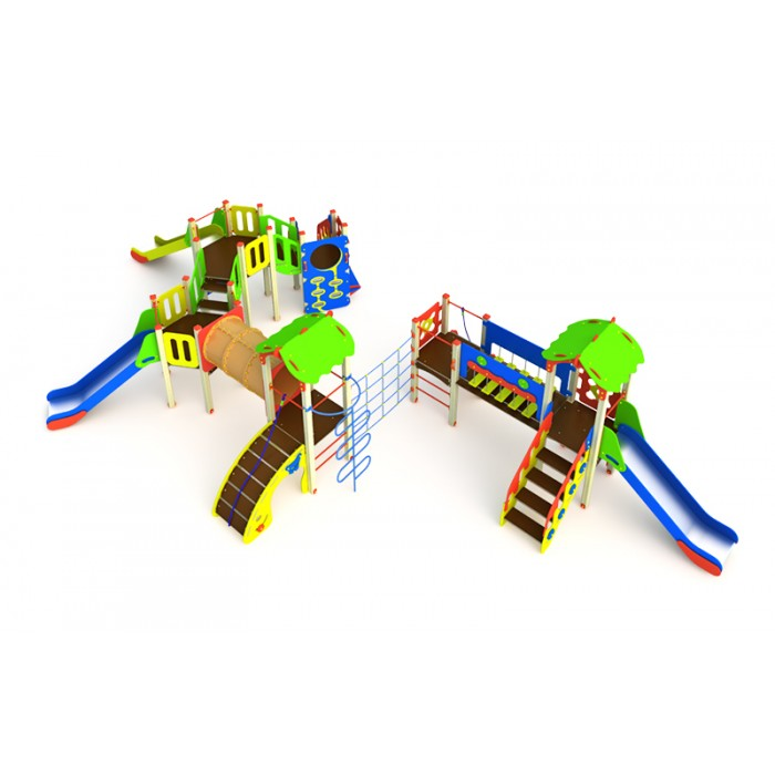 Детский игровой комплекс ИКС-БИО-1.7(тип 3)