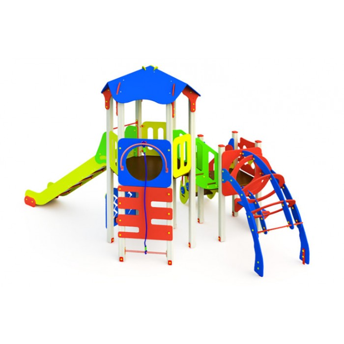 Детский игровой комплекс ИКС-БИО-1.9(тип 2)