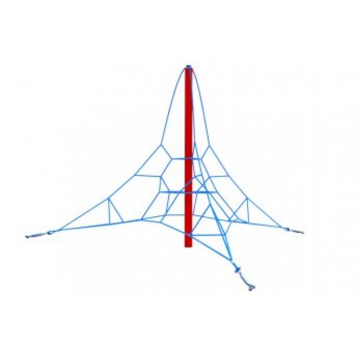 """МФ-1.56.1 Фигура для лазания """"Пирамида 2"""""""
