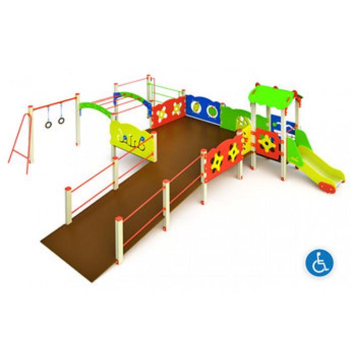 Детский игровой комплекс МГН-1.1(тип 2)