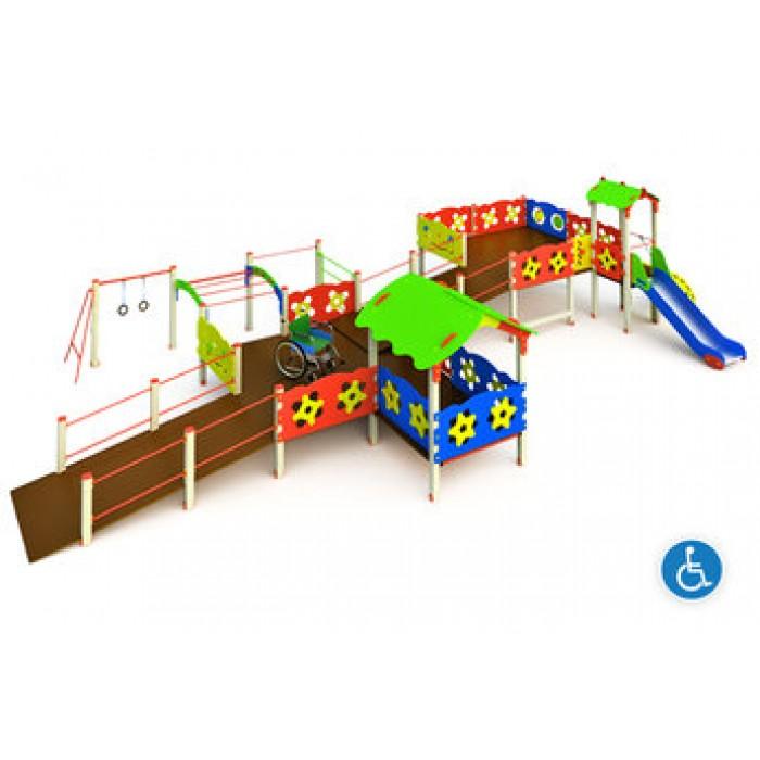 Детский игровой комплекс МГН-1.2(тип 3)