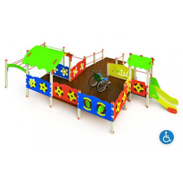 Детский игровой комплекс МГН-1.5(тип 2)