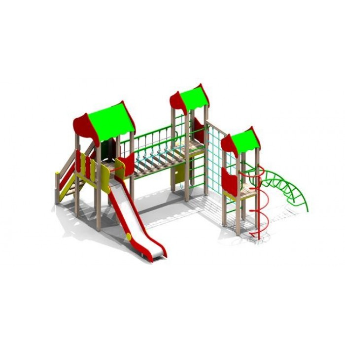 Детский игровой комплекс 5524