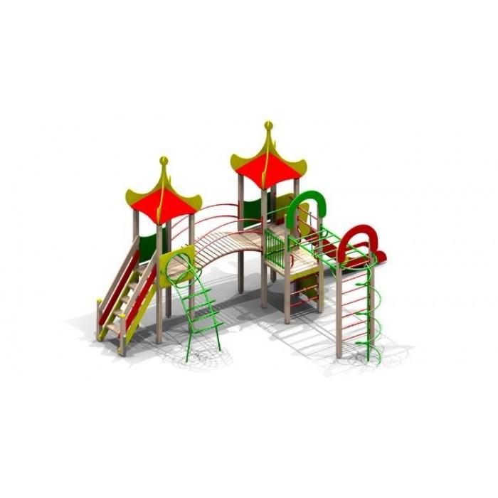 Детский игровой комплекс 5416