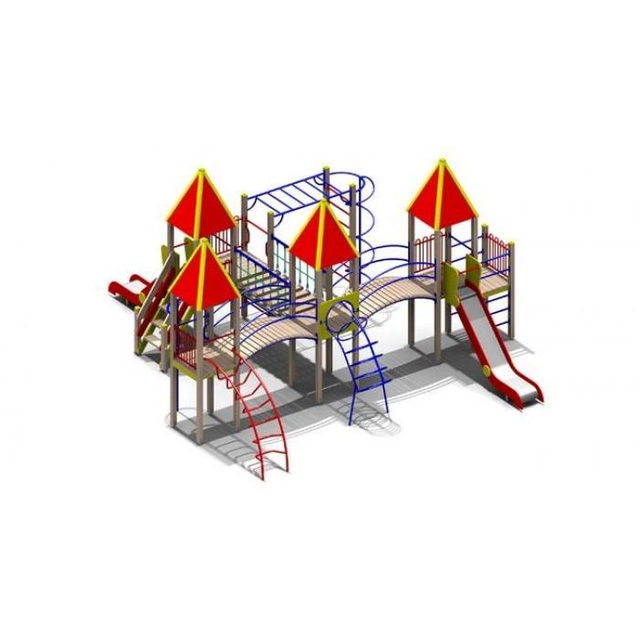Детский игровой комплекс 5339