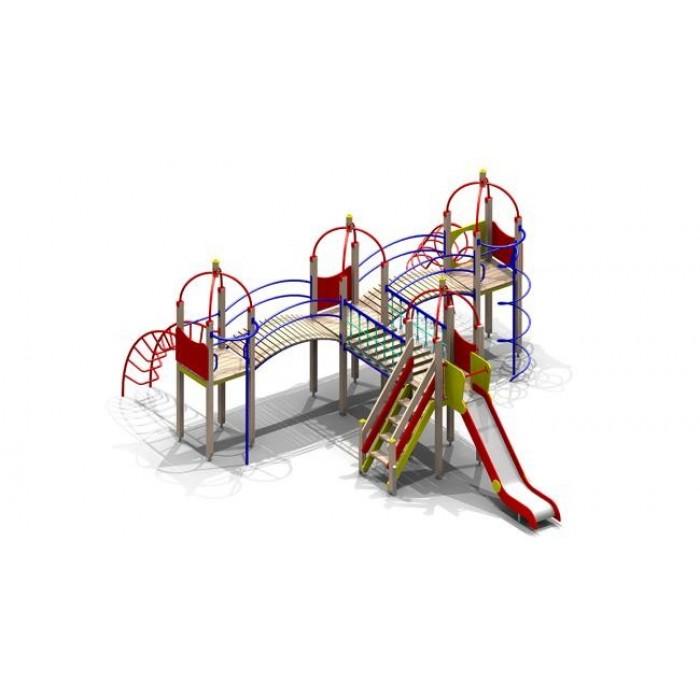 Детский игровой комплекс 5313
