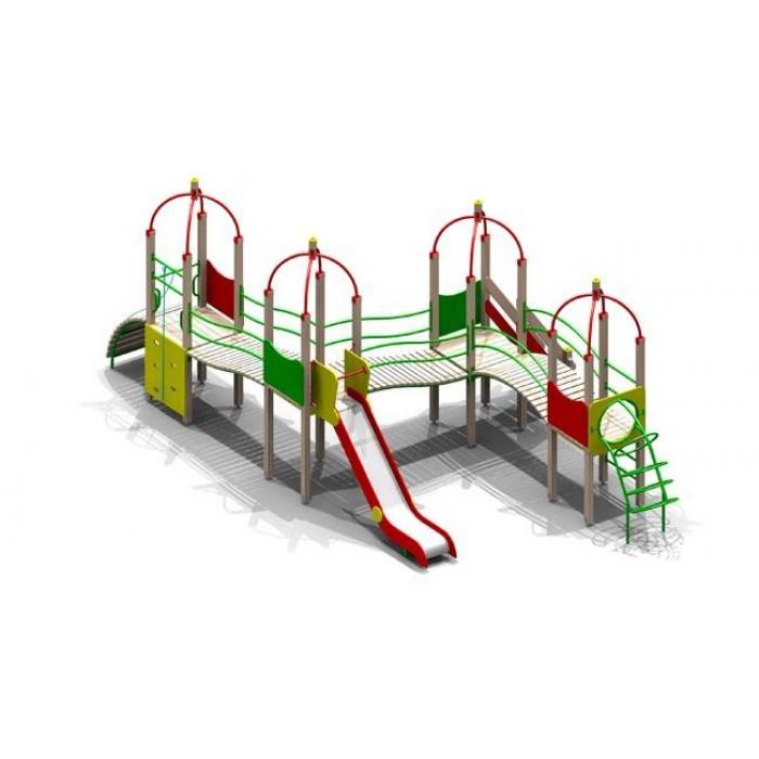 Детский игровой комплекс 5309