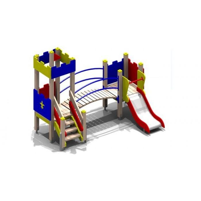 """Детский игровой комплекс """"Мини-крепость"""" 5292"""