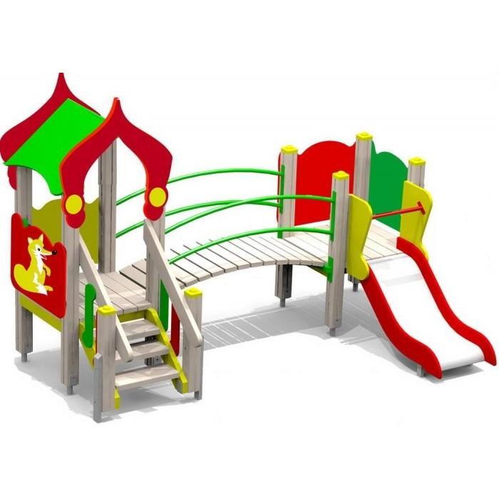Детский игровой комплекс 5218