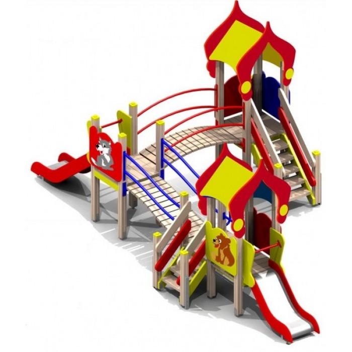 Детский игровой комплекс 5221