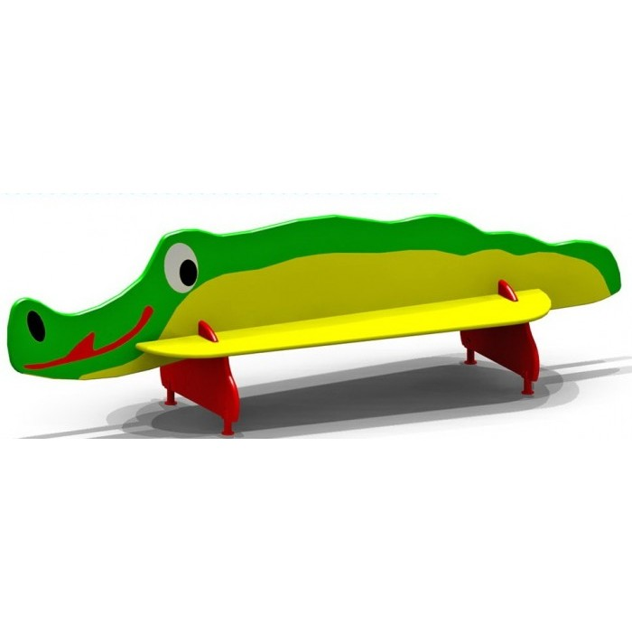"Скамейка ""Крокодил"" 2409"