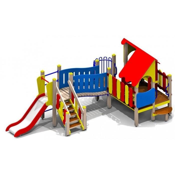 Детский игровой комплекс 5104