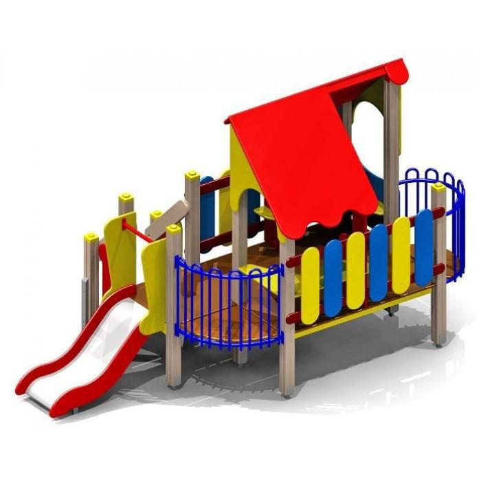 Детский игровой комплекс 5105