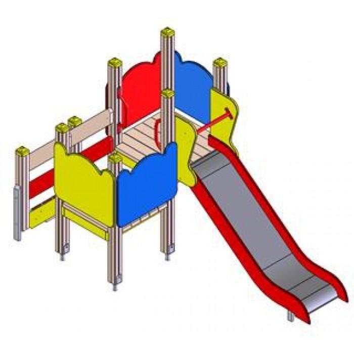Детский игровой комплекс 5110