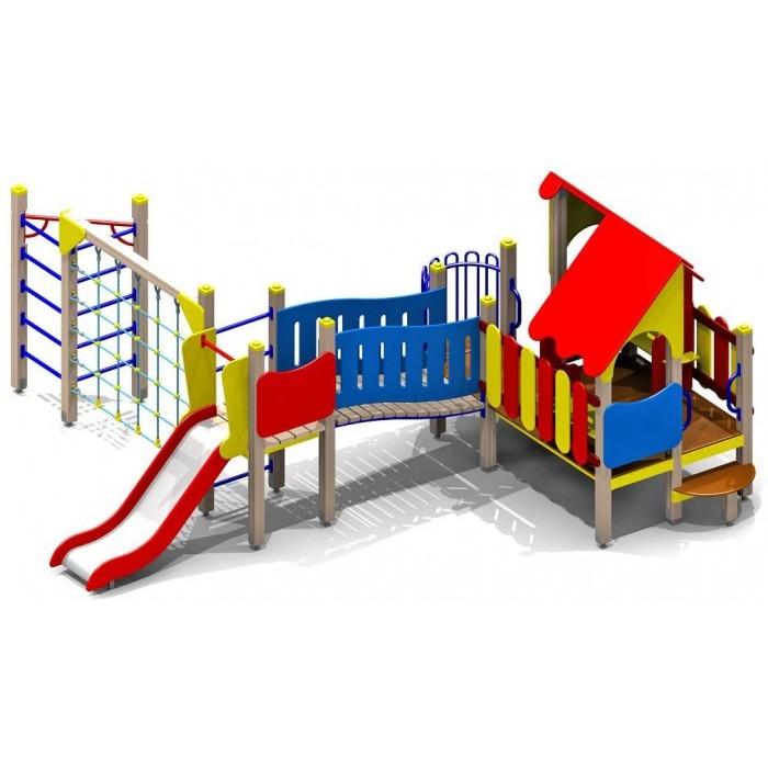 Детский игровой комплекс 5115