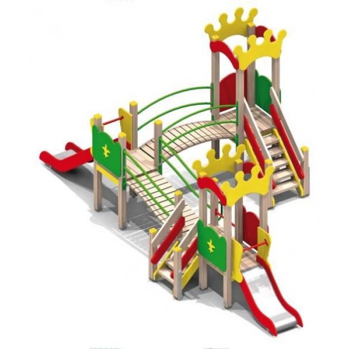 Детский игровой комплекс 5151